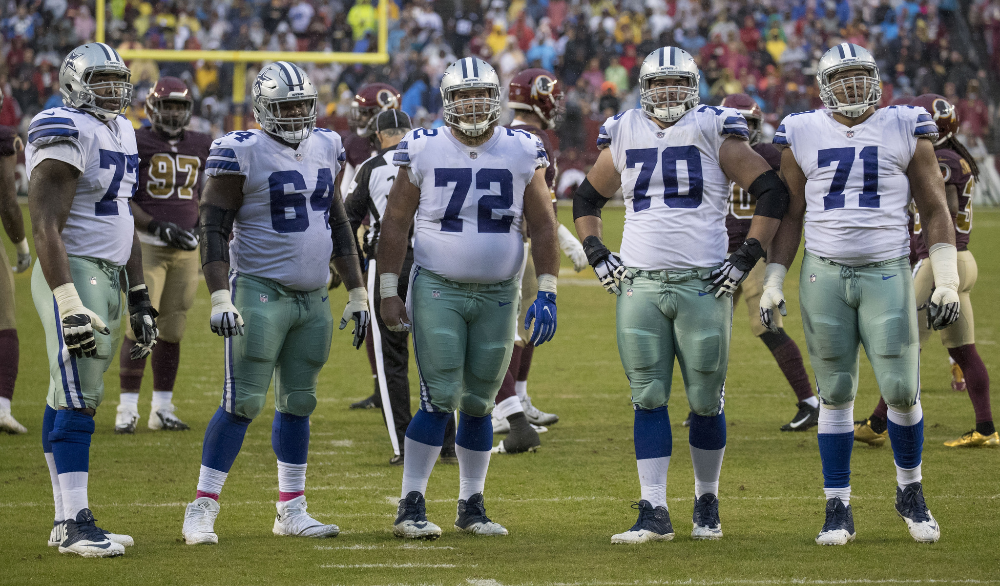 Dallas Cowboys Offensive Line
