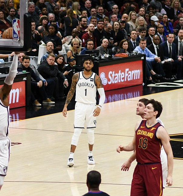 D'Angelo Russell the next Steph Curry