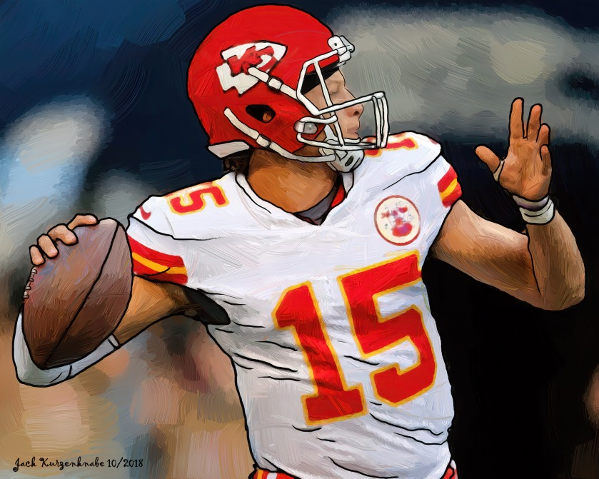 Remaining NFL teams - Chiefs