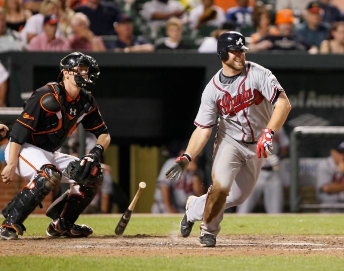 Brian McCann - Atlanta Braves