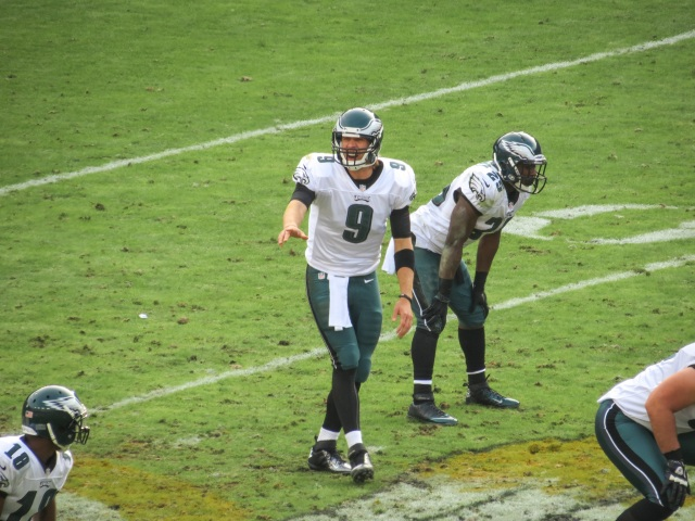 Nick Foles - Eagles better without Wentz?