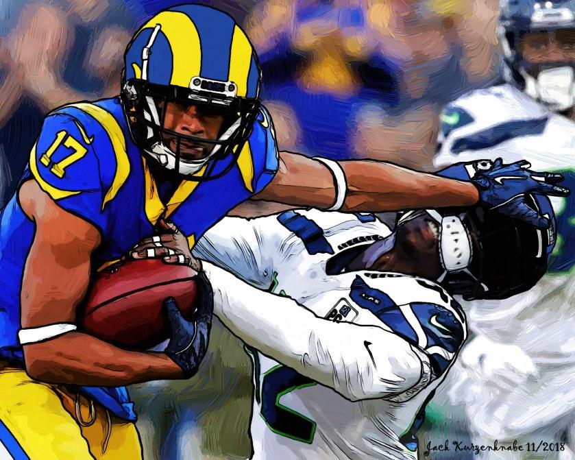 Remaining NFL teams - Rams