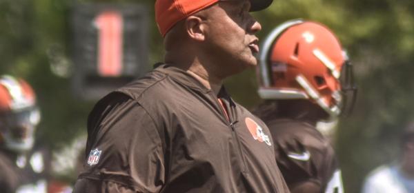 Hue Jackson - Cincinnati Bengals next head coach?