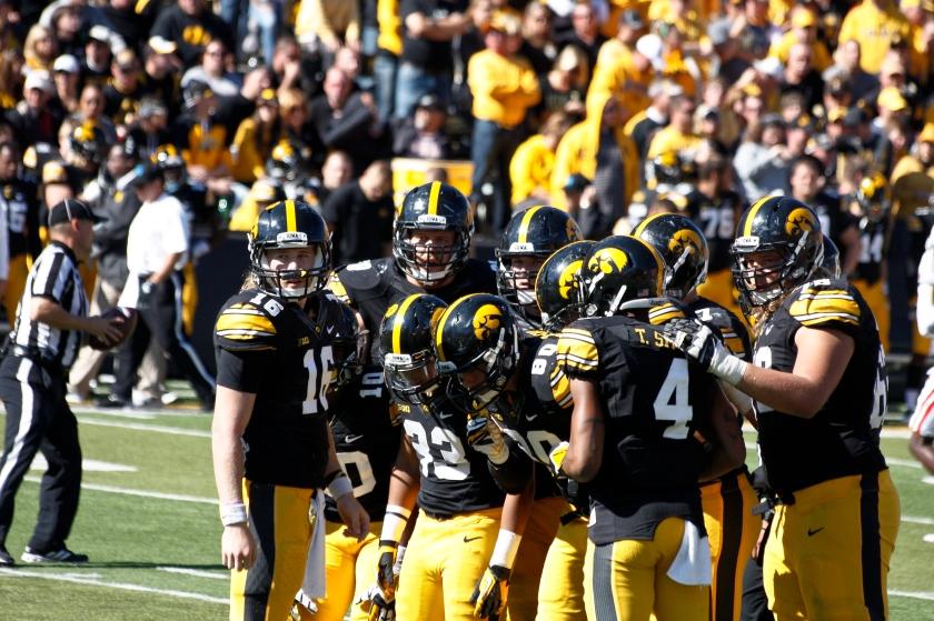 College Football - Iowa Hawkeyes