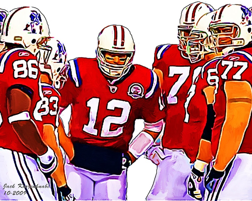 Remaining NFL teams - Patriots